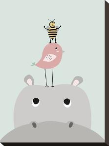 Hippo by Nanamia Design