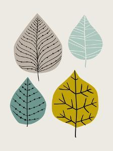 Leaves by Nanamia Design