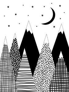 Mountain by Nanamia Design
