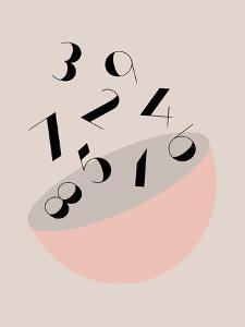 Numbers by Nanamia Design