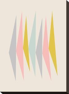 Pasteltriangle by Nanamia Design