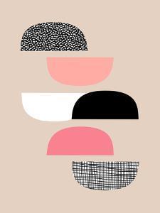 Semicircles by Nanamia Design
