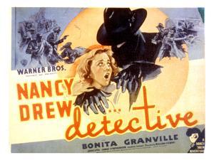 Nancy Drew - Detective, Bonita Granville, 1938