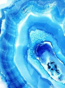Blue Agate by Nancy Knight