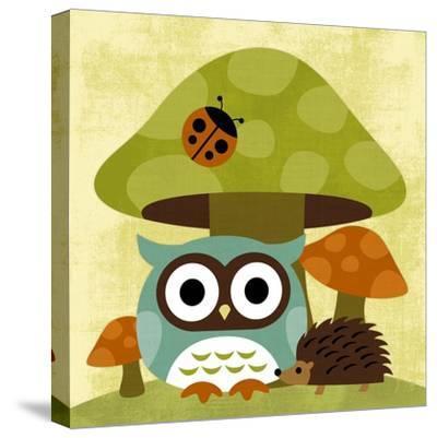 Owl and Hedgehog