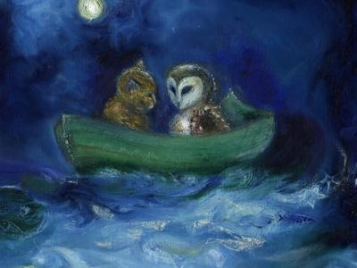 The Owl and the Pussycat, 2014,