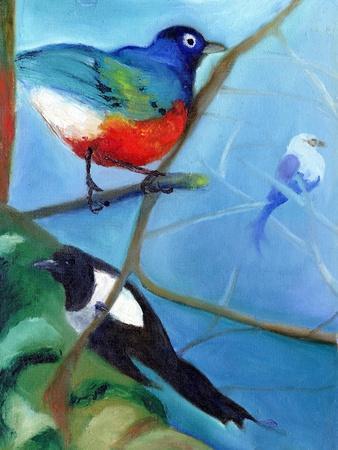 Tree Full of Birds, 2012,