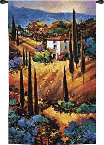 Tuscany Blue by Nancy O'toole