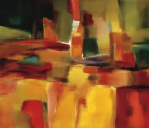 Harmonious Space by Nancy Ortenstone
