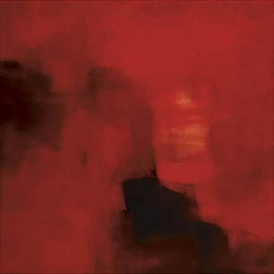 Mood in Red by Nancy Ortenstone