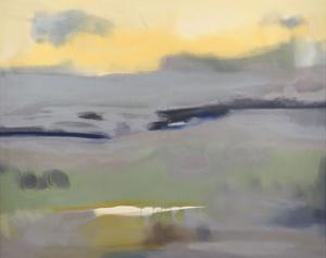Morning Pastoral by Nancy Ortenstone