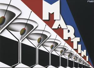 Martini by Nancy Overton