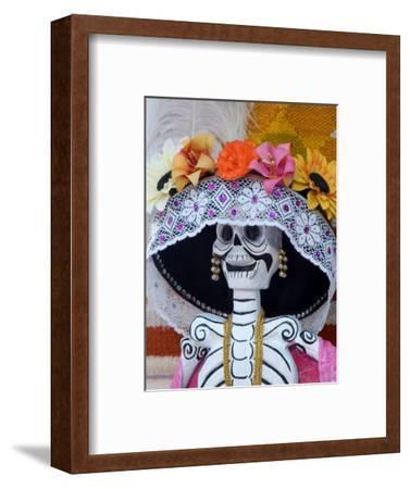 Skeleton on Day of the Dead Festival, San Miguel De Allende, Mexico