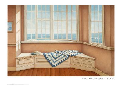 Nancy's Corner-Daniel Pollera-Art Print