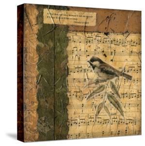 Bird Melody I by Nancy Slocum