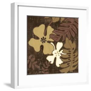 Calypso Floral II by Nancy Slocum