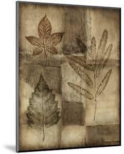 Custom Impressed on Patina IV by Nancy Slocum