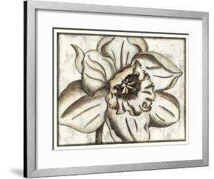 Fresco Flowerhead V by Nancy Slocum