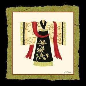 Kimono I by Nancy Slocum