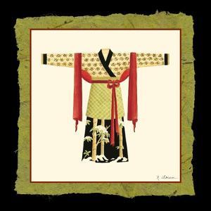 Kimono II by Nancy Slocum
