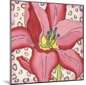 Pink Petals I by Nancy Slocum