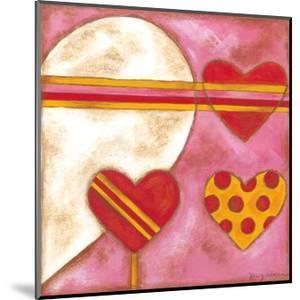 Pop Hearts I by Nancy Slocum