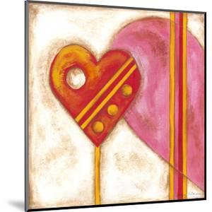 Pop Hearts II by Nancy Slocum