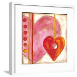 Pop Hearts III by Nancy Slocum