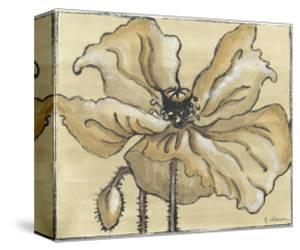 Tone on Tone Petals V by Nancy Slocum