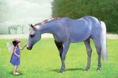 A Horse In Heaven by Nancy Tillman