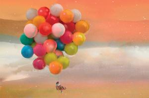 Balloon Ride by Nancy Tillman