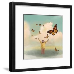 Butterfly Dream by Nancy Tillman