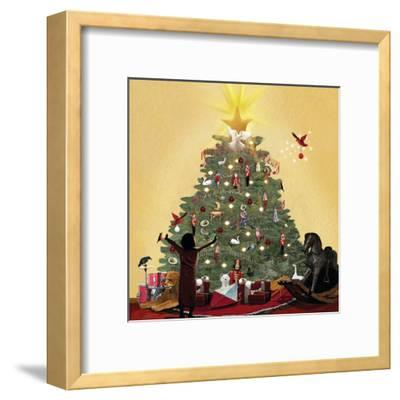 Christmas Morning by Nancy Tillman