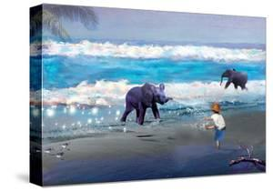 Elephant Joy by Nancy Tillman