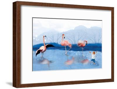Flamingo Lesson