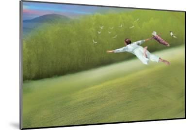 Flying by Nancy Tillman
