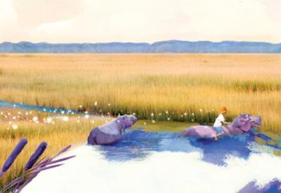 Hippo Friends by Nancy Tillman