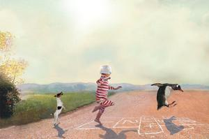 Hopscotch by Nancy Tillman