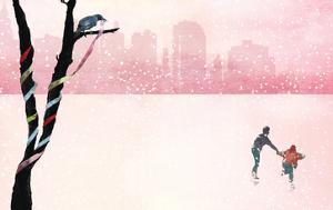 Iceskating by Nancy Tillman