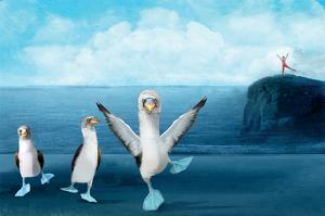 If You Were A Blue Footed Booby by Nancy Tillman