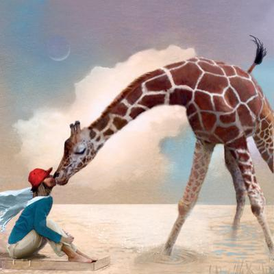 If You Were A Giraffe by Nancy Tillman