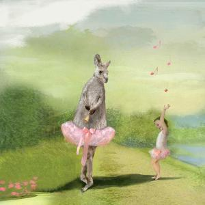 Kangaroo Ballet by Nancy Tillman