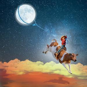 Lasso the Moon by Nancy Tillman