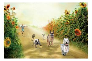 Leading The Pack by Nancy Tillman