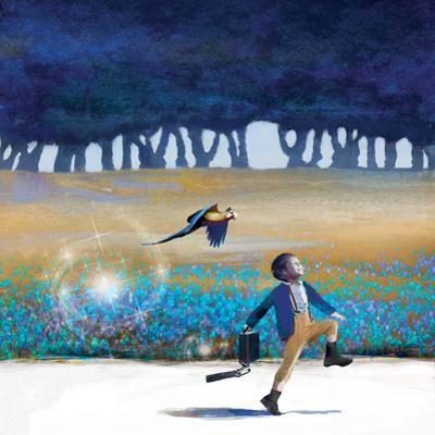 Marching by Nancy Tillman