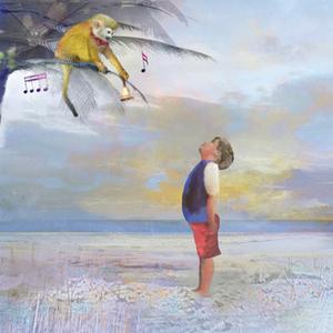 Monkey and Me by Nancy Tillman