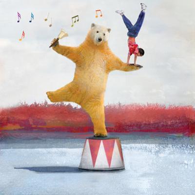 My Big Bear Friend by Nancy Tillman