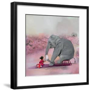 My Elephant Friend by Nancy Tillman