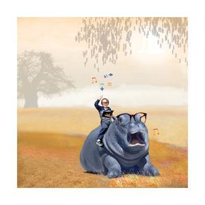 My Hippo Friend by Nancy Tillman
