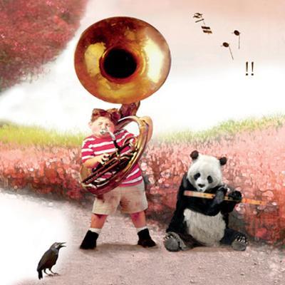 My Panda Friend by Nancy Tillman